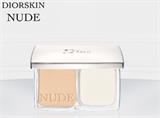 Dior Diorskin Nude Natural Glow Radiant Powder Foundation SPF 10 - PA+++