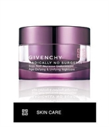 Givenchy Radically No Surgetics; Age-Defying & Unifying Nightcare