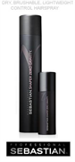 Sebastian Professional Form Shaper Zero Gravity Dry, Brushable, Lightweght Control Hairspray