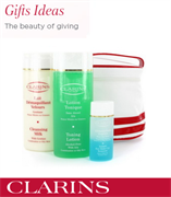 Clarins Cleansing Your Cleansing Essentials Normal to Combination Skin