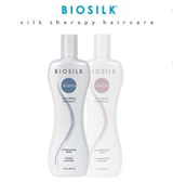 Biosilk Smoothing Therapy Smoothing Shampoo And Conditioner