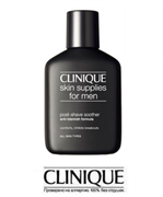 Clinique Skin Supplies For Men Post-Shave Soother Anti-Blemish Formula All Skin Types