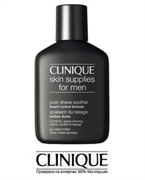 Clinique Skin Supplies For Men Post-Shave Soother Beard Control Formula All Skin Types
