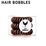 HH Simonsen Hair Bobbles 3-Pack Brown