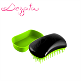 Dessata Black-Lime Detangling Brush