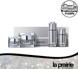 La Prairie Cellular Platinum Luxury Holiday Kit