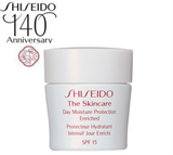 Shiseido The Skincare Day Moisture Protection Enriched SPF 15