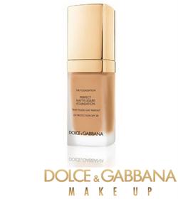 Dolce&Gabbana Perfect Matte Liquid Foundation - фото 15624