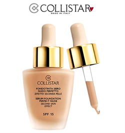 Collistar Make-Up Serum Foundation Perfect Nude - фото 37988