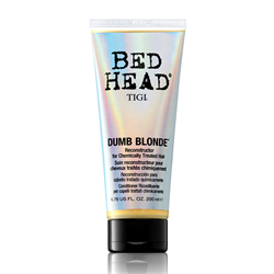 Tigi Bed Head Dumb Blonde Reconstructor For Chemically Treated Hair Conditioner - фото 39176