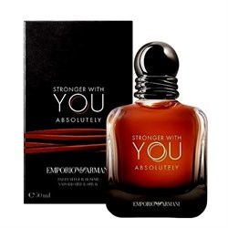 Emporio Armani Stronger With You Absolutely - фото 39522