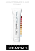 Sebastian Professional Cellophanes Ammonia-Free Colorzing Gloss Treatment