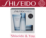 Shiseido Men Travel Kit