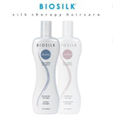 Biosilk Silver Lights Shampoo And Conditioner
