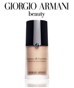 Giorgio Armani Luminous Silk Foundation A Light Architecture Radiant Weightless Legendary