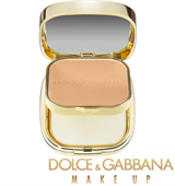 Dolce&Gabbana The Foundation Perfect Finish Powder Foundation Wet Or Dry