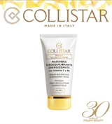 Collistar Speciale Pelli Sebum-Balancing Energizing Mask With Vitamins F And B6 Oil Free