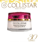 Collistar Special First Wrinkles Energy+Brightness Day Cream SPF 20