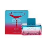 Blue Seduction for Women Cocktail