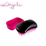 Dessata Black-Fuchsia Detangling Brush