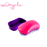 Dessata Fuchsia-Purple Detangling Brush