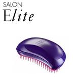 Tangle Teezer Salon Elite Professional Purple Detangling Hairbrush Wet & Dry
