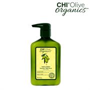 CHI Olive Organics Hair And Body Shampoo Body Wash