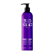 Tigi Bed Head Dumb Blonde Purple Toning Shampoo