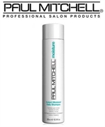 Paul Mitchell Moisture Instant Moisture Daily Shampoo Hydrates and Revives