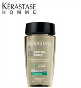 Kerastase Homme Bain Capital Force Anti-Oiliness Daily Treatment Shampoo with Anti-Oiliness Effect