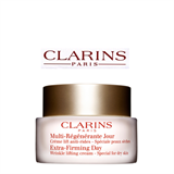 Clarins Extra-Firming Day Wrinkle Lifting Cream – Special for Dry Skin