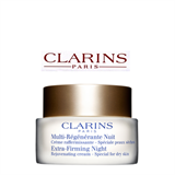 Clarins Extra-Firming Night Rejuvenating Cream – Special for Dry Skin